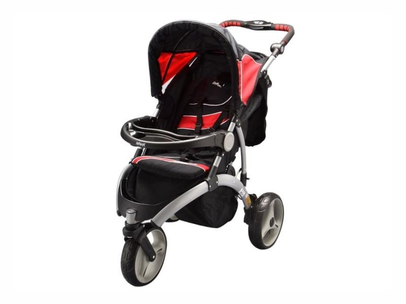 7ddd222d0 Carrinho de Bebê Travel System Off Road - Infanti